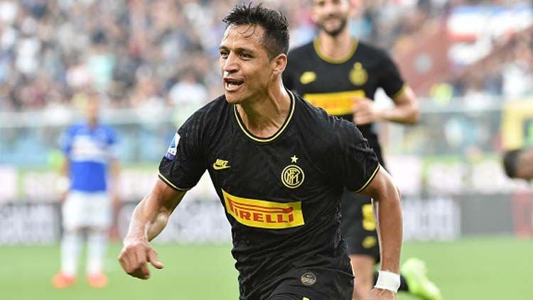 Inter Milan Masih Coba Lobby Manchester United Demi Alexis