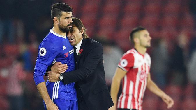 Conte Tendang Diego Costa